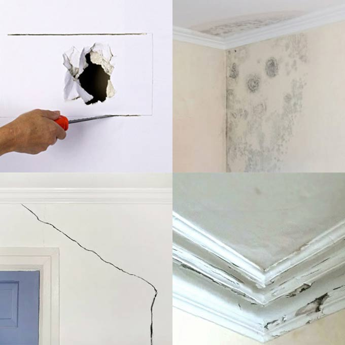 plaster repairs sydney gyprock services